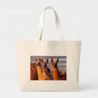 3 Amigos Large Tote Bag