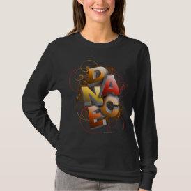 3D Dance (Fall) T-Shirt
