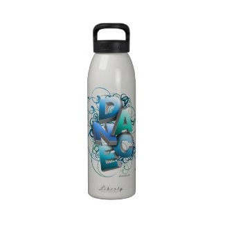 3D Dance (Spring) Reusable Water Bottle