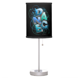 3D Dance (Spring) Table Lamp