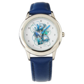 3D Dance (Spring) Watch
