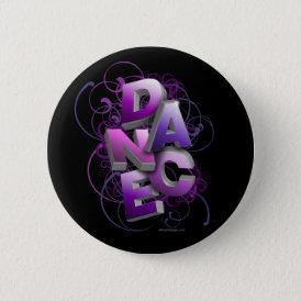 3D Dance (Summer) Button