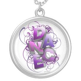 3D Dance (Summer) Necklace