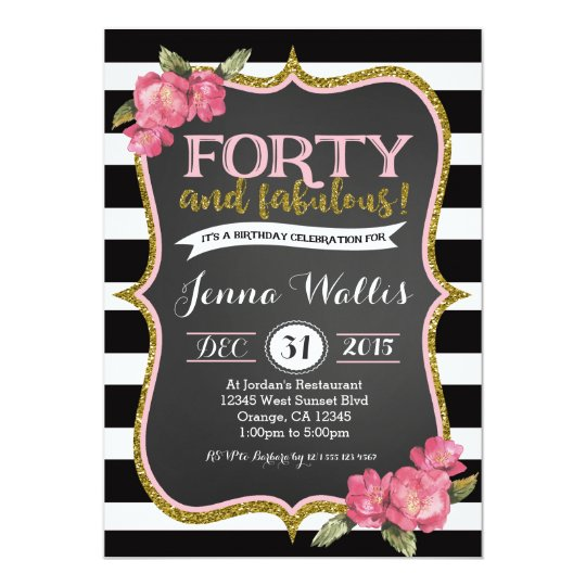 how to write a formal invitation card