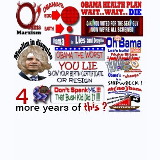 4 More Yrs of This ? zazzle_shirt