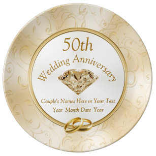 50th for friends wedding