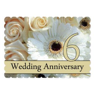 6th Wedding Anniversary TShirts 6th Wedding Anniversary