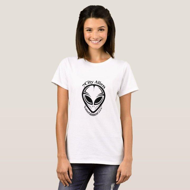 7City Alien Entertainment Women's T-Shirt