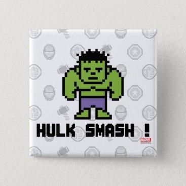 8Bit Hulk - Hulk Smash! Button