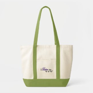 A Better Me Tote bag