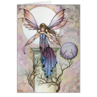 A Place to Think Fairy Greeting Card