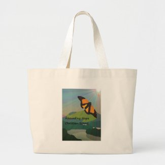 Abounding Hope Christian School bag