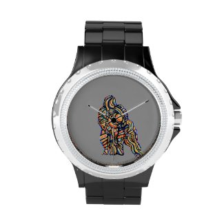 Abstract Gorilla Watch