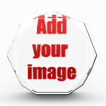 Add your image to customize awards