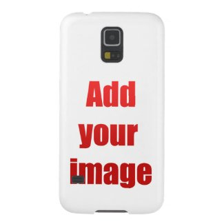 Add your own image cases for galaxy s5