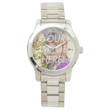 Add your photo watches