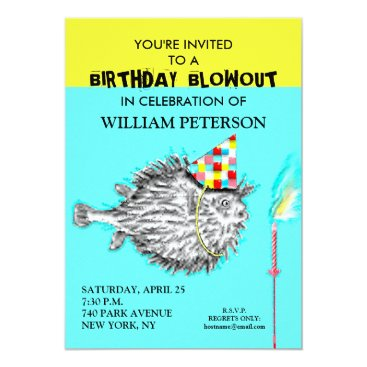 Adult Birthday Invitation
