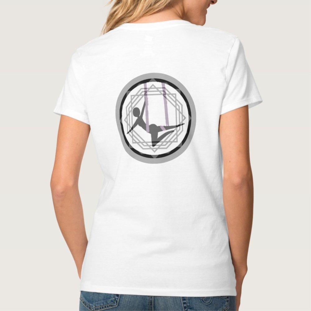 Aerial Yoga V neck Shirt
