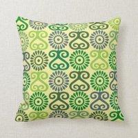 African tribal print pillow | Zazzle