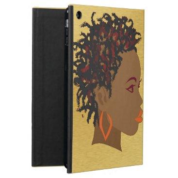 Afro Braids Twists iPad Air Case