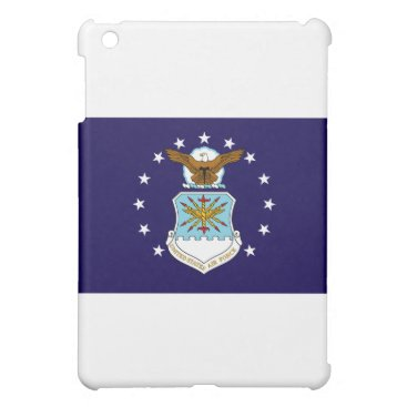 Air Force Flag Cover For The iPad Mini