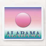 Alabama Airbrush Sunset mousepads