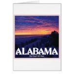 Alabama Dark Sunset cards