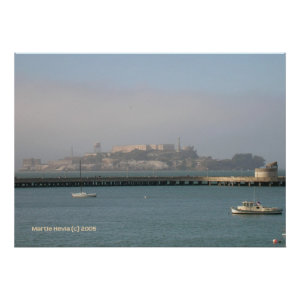 Alcatraz Print