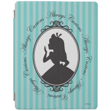 Alice   Always Curious iPad Smart Cover