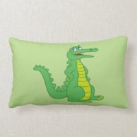 Alligator Pillows