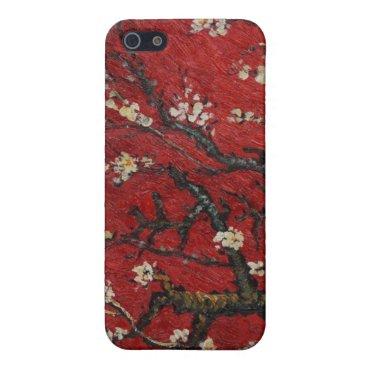 Almond Blossom Vincent Van Gogh Case For iPhone SE/5/5s