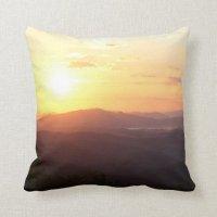 Amazing Sunrise Throw Pillow | Zazzle