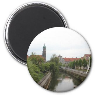 Amberg Fridge Magnet
