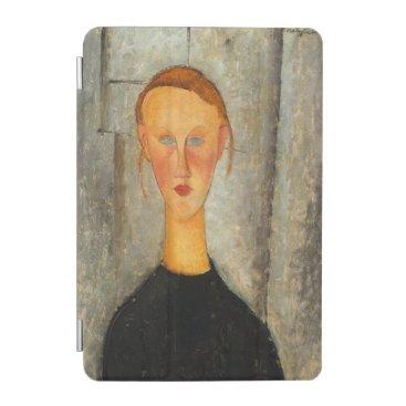 Amedeo Modigliani - Girl With Blue Eyes iPad Mini Cover