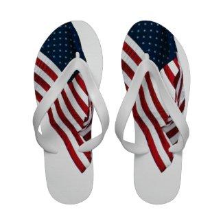 American Flag 2371 Sandals