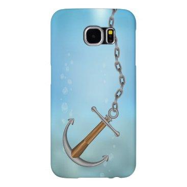 Anchor Underwater Samsung Galaxy S6 Cases