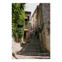 Ancient Stairway Poster | Zazzle