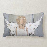Angel Pillows - Decorative & Throw Pillows | Zazzle