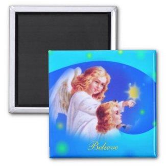 Angels Magnet magnet