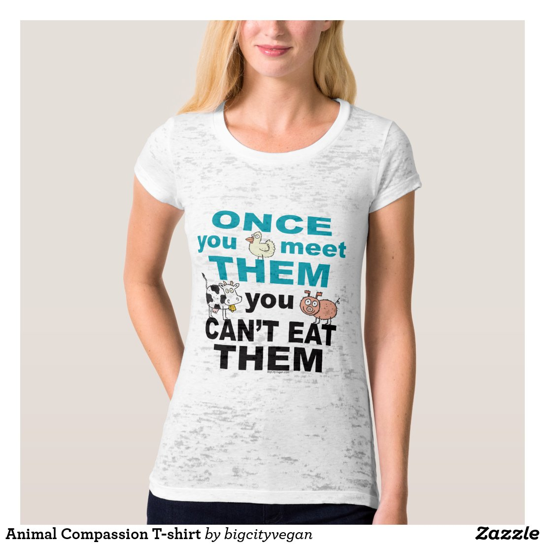 Animal Compassion T-shirt