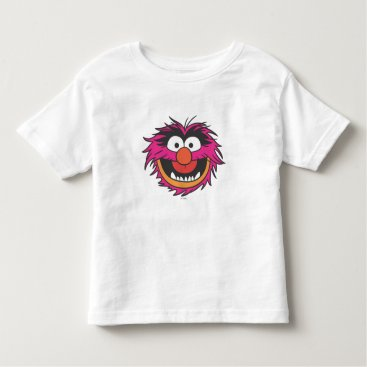 Animal Head Toddler T-shirt