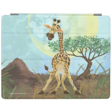 Animal Parade Giraffe iPad Smart Cover