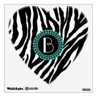 Animal Print Wall Decals & Wall Stickers   Zazzle
