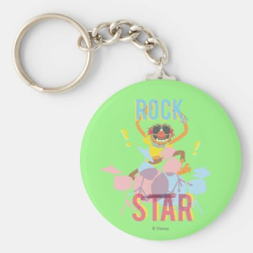 Animal - Rock Star Keychain
