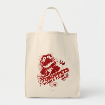 Animal World Tour Tote Bag