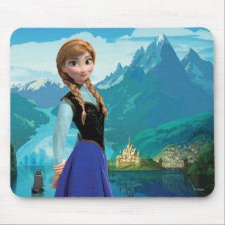 Anna 2 mousepad