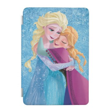 Anna and Elsa | Hugging iPad Mini Cover