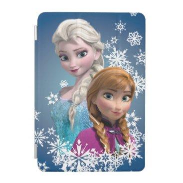 Anna and Elsa   Snowflakes iPad Mini Cover