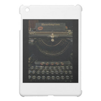 Antique Typewriter iPad Mini Covers