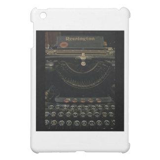 Antique Typewriter iPad Mini Covers